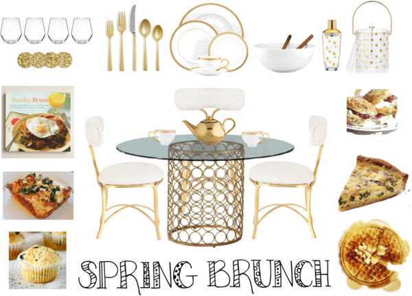 Spring Brunch with Kate