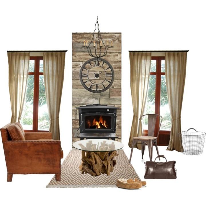 Fireside Rustic