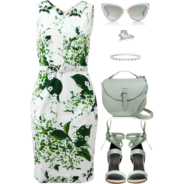 Mother's Day Style – Mint Julep