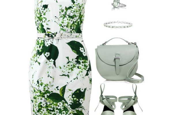 Mother's Day Style - Mint Julep