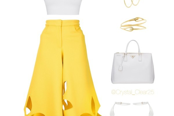 Culottes for the summer