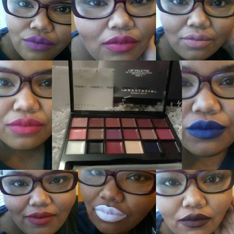 Anastasia Beverly Hills Lip Palette