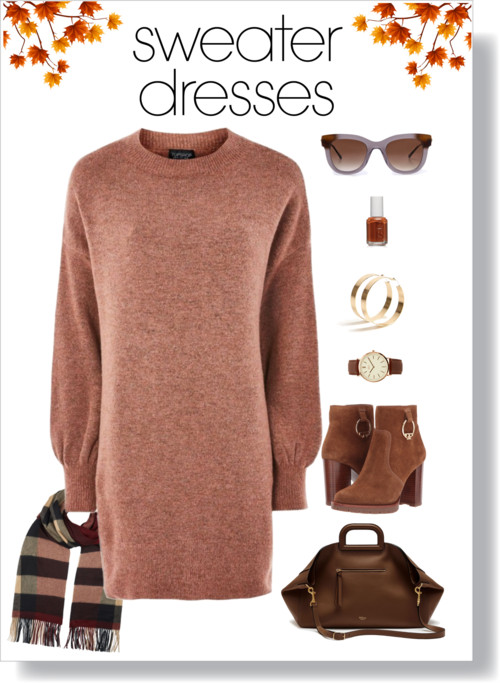 Sweater Dressy