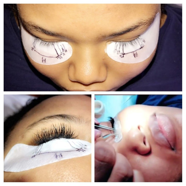 Lash Extensions Q&A With Luxe Lashes By 'Elle