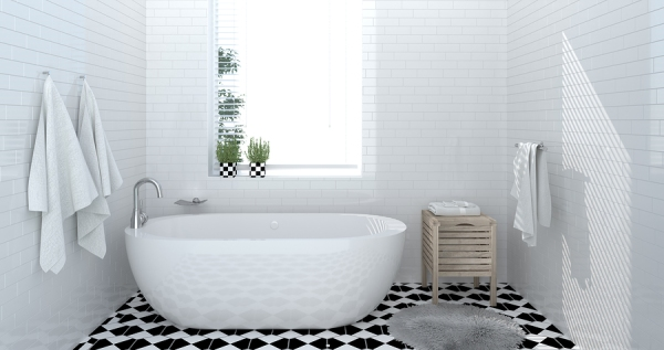3 Ways To Achieve The Boutique Bathroom Look