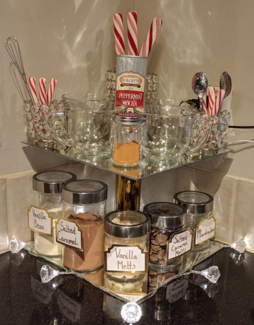 DIY Hot Cocoa Bar