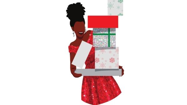 Christmas Gift Haul on a Budget | Vlogmas