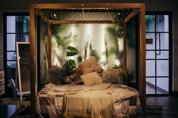 Creating A Bedroom Paradise