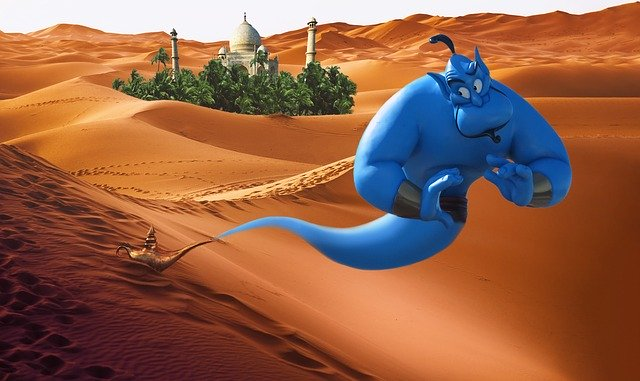 How Would Modern Day Aladdin Find His Jasmine?